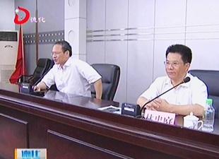 """德化县举办""""服务人才、服务发展""""专题讲座[视]"""