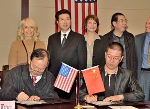 富贵红与美国亚利桑那州正式签署战略合作协议