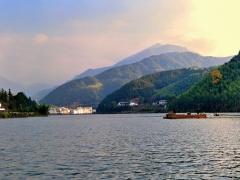 美丽的水乡岱仙湖