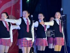 小组唱《交通安全歌》