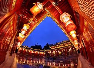 文庙:元宵花灯展贺新春,将展至正月二十