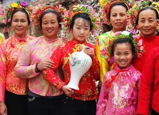 富贵红:感悟海丝文化