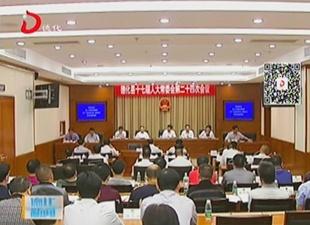 德化县十七届人大常委会举行第二十四次会议[视]