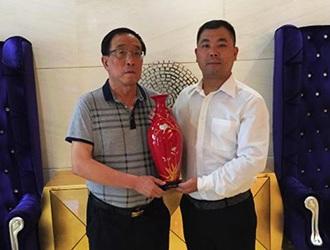 富贵红亮相2016年全国武术太极拳公开赛