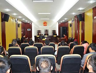 德化法院开展法制宣传日暨法院开放日活动
