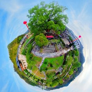 古樟小镇首届民俗文化旅游节 ()