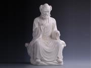 《500罗汉》——佛陀难提尊者