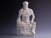 《500罗汉》——利婆多尊者