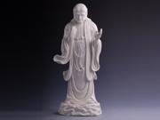 《500罗汉》——无垢行尊者