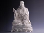 《500罗汉》——达摩真尊者