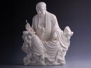 《500罗汉》——阿僧伽尊者