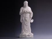 《500罗汉》——须冉刹尊者