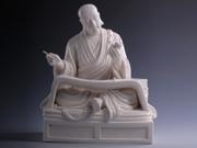 《500罗汉》——明世界尊者