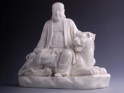 《500罗汉》——思萨垂尊者