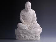 《500罗汉》——坚通精进尊者