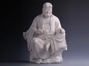《500罗汉》——见人飞腾尊者