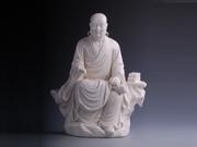 《500罗汉》——桥梵钵提尊者