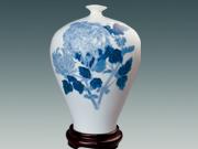 鄭少華——釉下青花瓶
