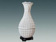 许瑞卿——手编米型花瓶