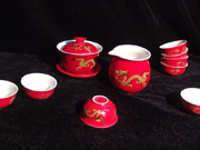 结晶釉—红茶具