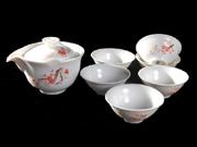 梅花普洱茶具
