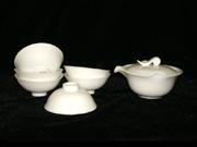 玉瓷普洱茶具