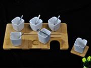 欧式四角杯咖啡具