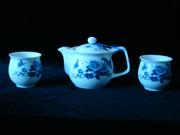 牡丹三用壺茶具