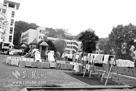 华中师大附属幼儿园一周发现2起手足口病