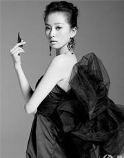 《步步惊心》刘诗诗性感写真