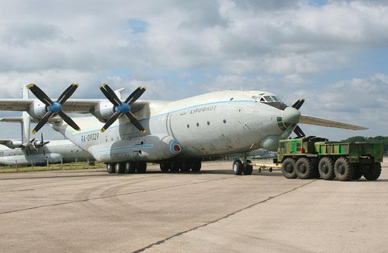 俄安-22货运军机坠毁 11名机组人员全部死亡